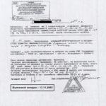 Выписной эпикриз - 13.11.2002